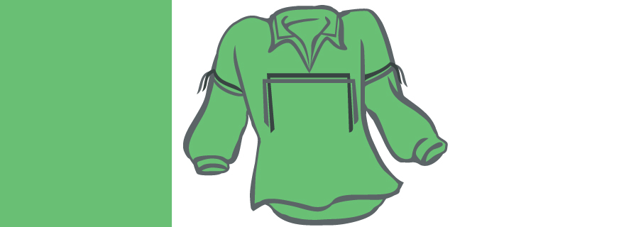 sample of colour green
